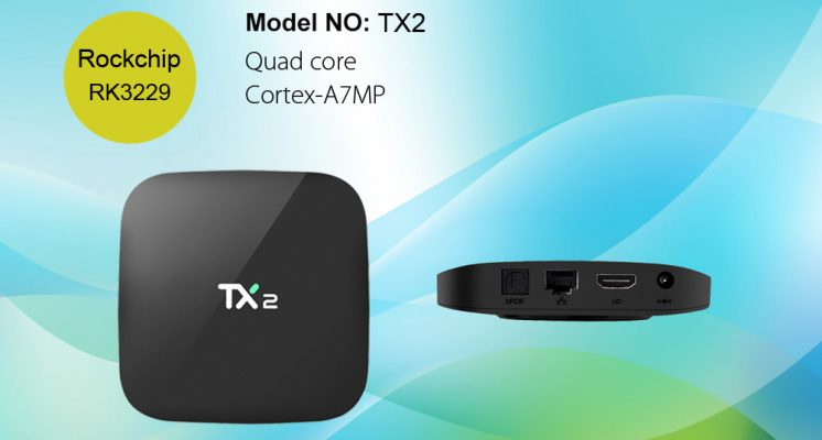 Android TV Box TX2