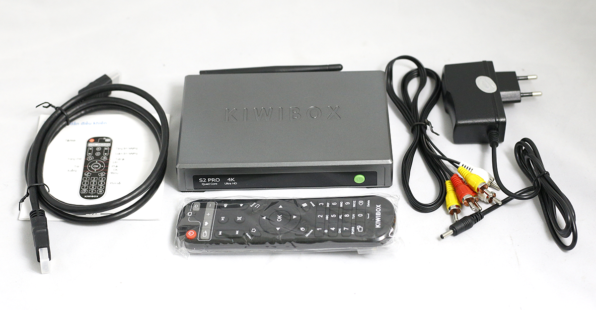 Kiwibox S2 Pro