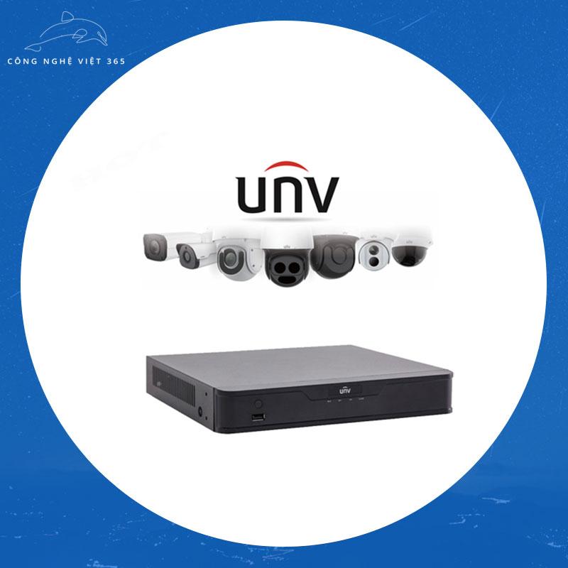 Đầu ghi hình UNV NVR 8 Kênh NVR301 08E
