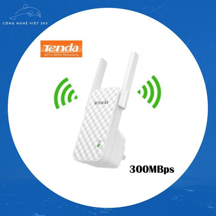Kích wifi Tenda A9
